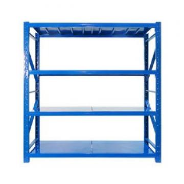 Pallet Shuttle Metal Shelves Storage Shelves