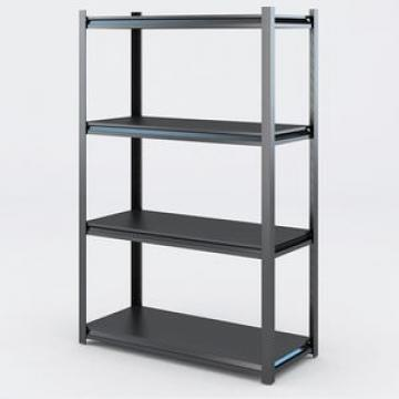 Supermarket Wood Material Storage Display Stand Shelving Rack