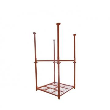 Metal Warehouse Storage Wholesale Wire Mesh Pallet Rack
